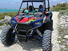 Cozumel Razor RZR Adventure Tours Extreme Excursions