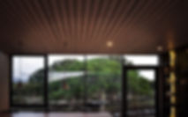 vista arquitectura comedor casa