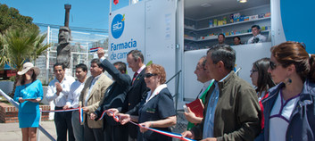 inauguracion 2 farmacia movil salcobrand