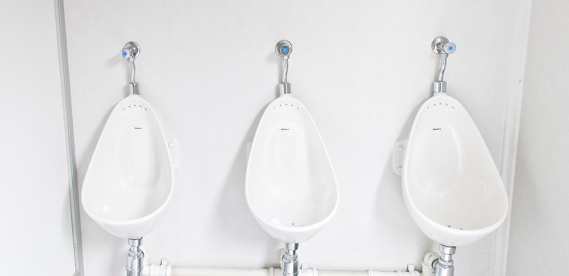 Urinarios Baño Móvil