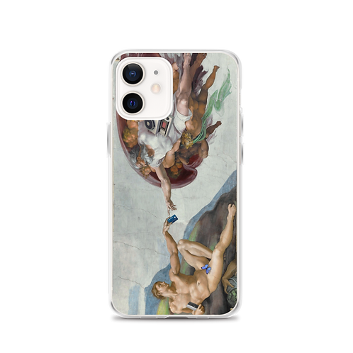 Creation of Scamming iPhone Case