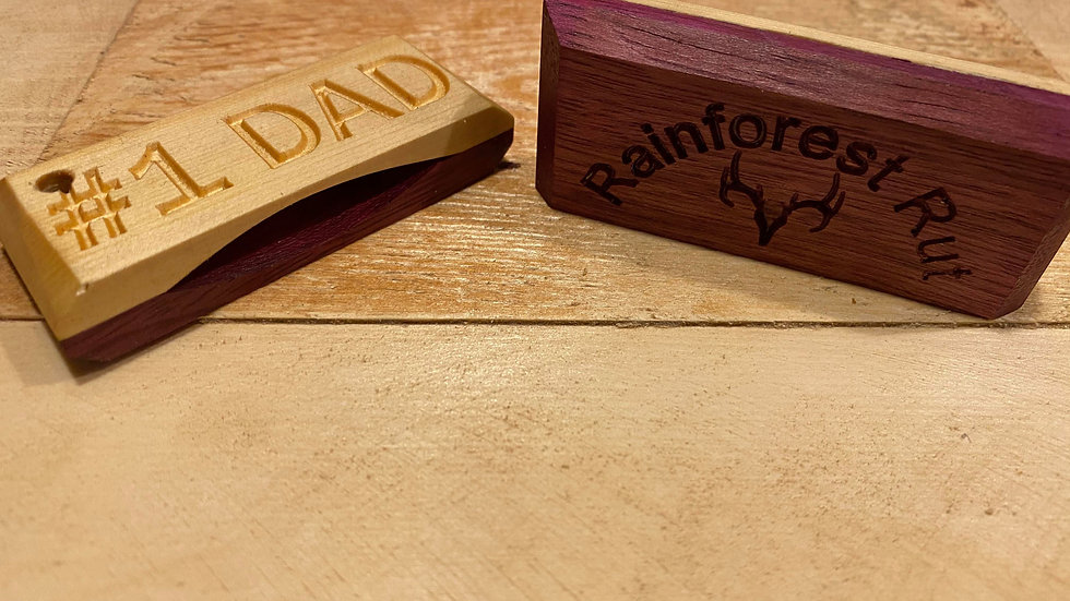 Personalized Engraved Calls
