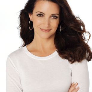 Sex in the City Kristin Davis discusses childhood eczema