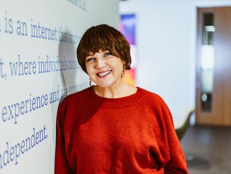 Leadership Edge with Mozilla CMO Lindsey Shepard