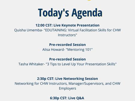 Virtual CHW Summit Day 4