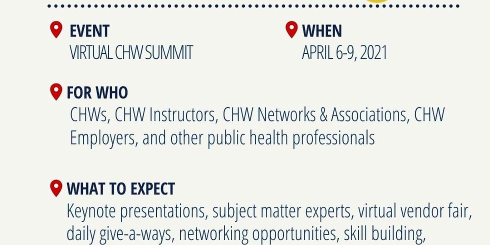 Virtual CHW Summit 2021