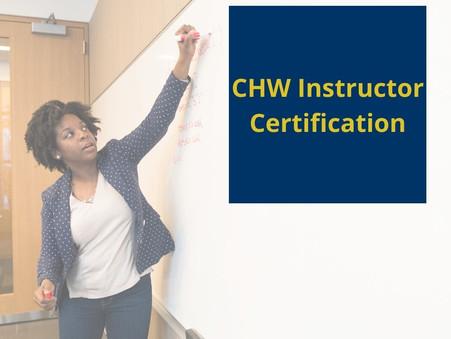 Umemba Health graduates first cohort of CHW Instructors