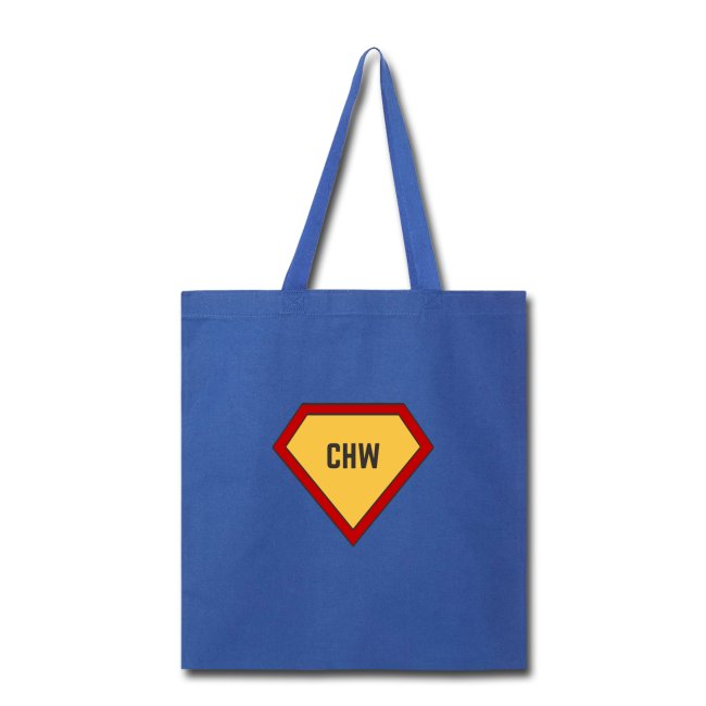 CHW Super Hero bag