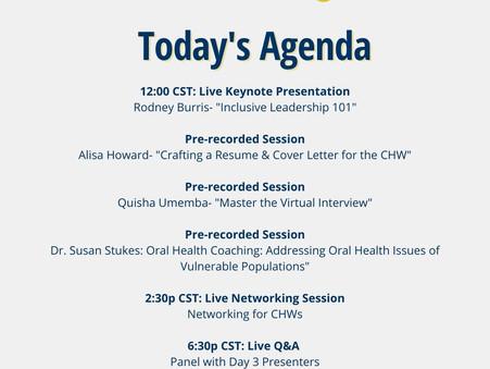 Virtual CHW Summit Day 3