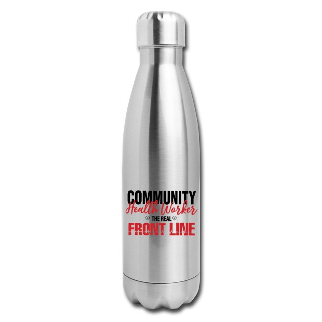 CHW Front-line Stainless Steel Water bottle