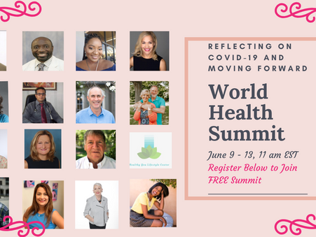 2020 World Health Summit-Reflecting on COVID-19 and Moving Forward.