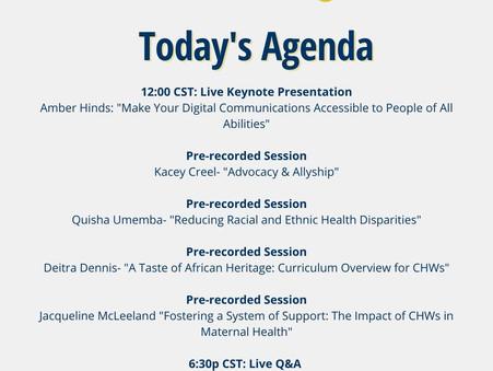 Virtual CHW Summit Day 2