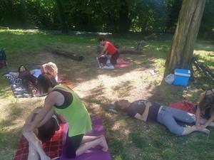 Apprenez à masser, intitiation au reiki, etc