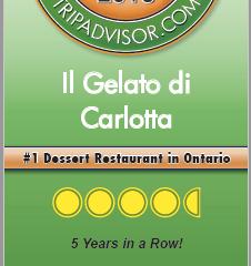 #1 Dessert Restaurant in Ontario