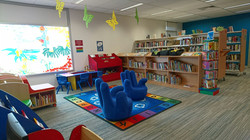 Children's Library Area