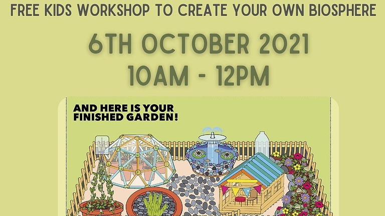 Create Your Own Biosphere
