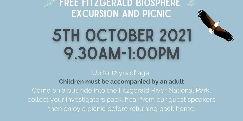 Fitzgerald Biosphere Excursion & Picnic