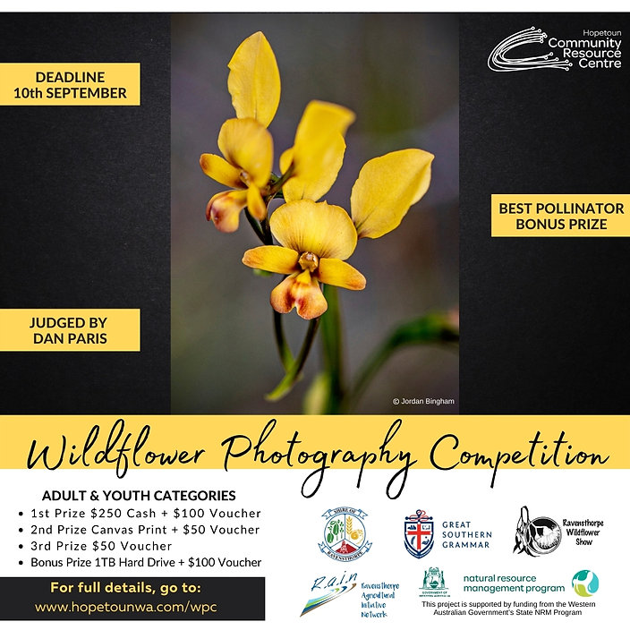 Wildflower Photography Competition 2021.