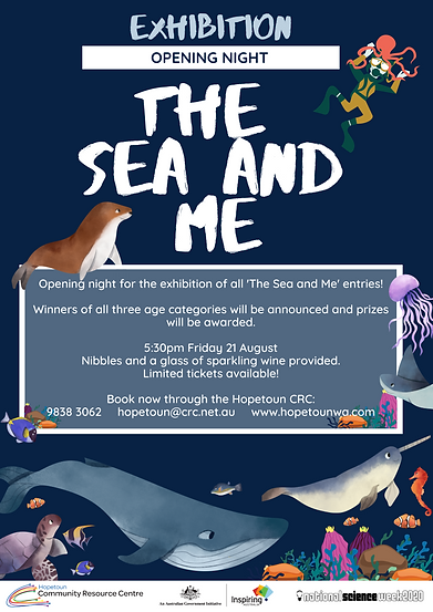 The Sea and Me - Opening Night.png