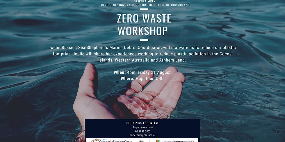 Zero Waste Workshop - Science Week