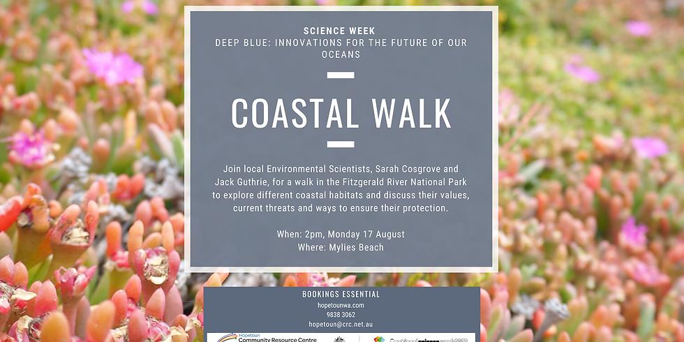 Coastal Walk - Science Week