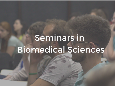 International symposium that will give participants the opportunity to learn about different research topics from world-renewed investigators. The interactive format of the seminars and the approachability of the speakers provide the perfect environment to exchange experiences and foster new ideas.