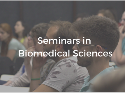 Annual meetings with international speakers aiming to foster discussion between students and experienced researchers on current state-of-the-art work in the biomedical sciences in Brazil.