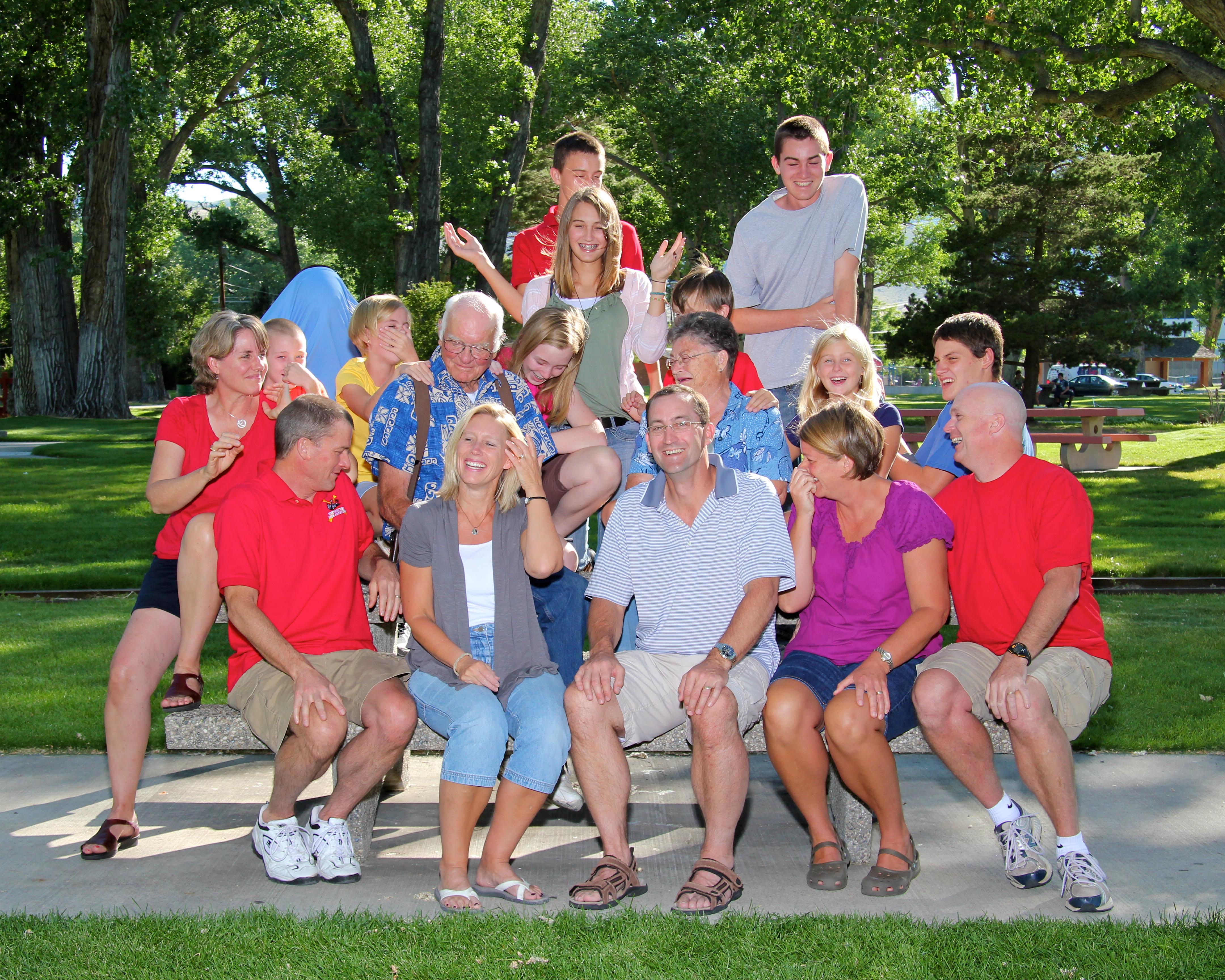 Family Reunion/Portrait