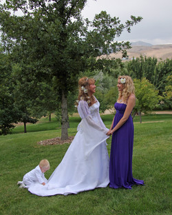 Wedding Portrait Photography Reno Lake T