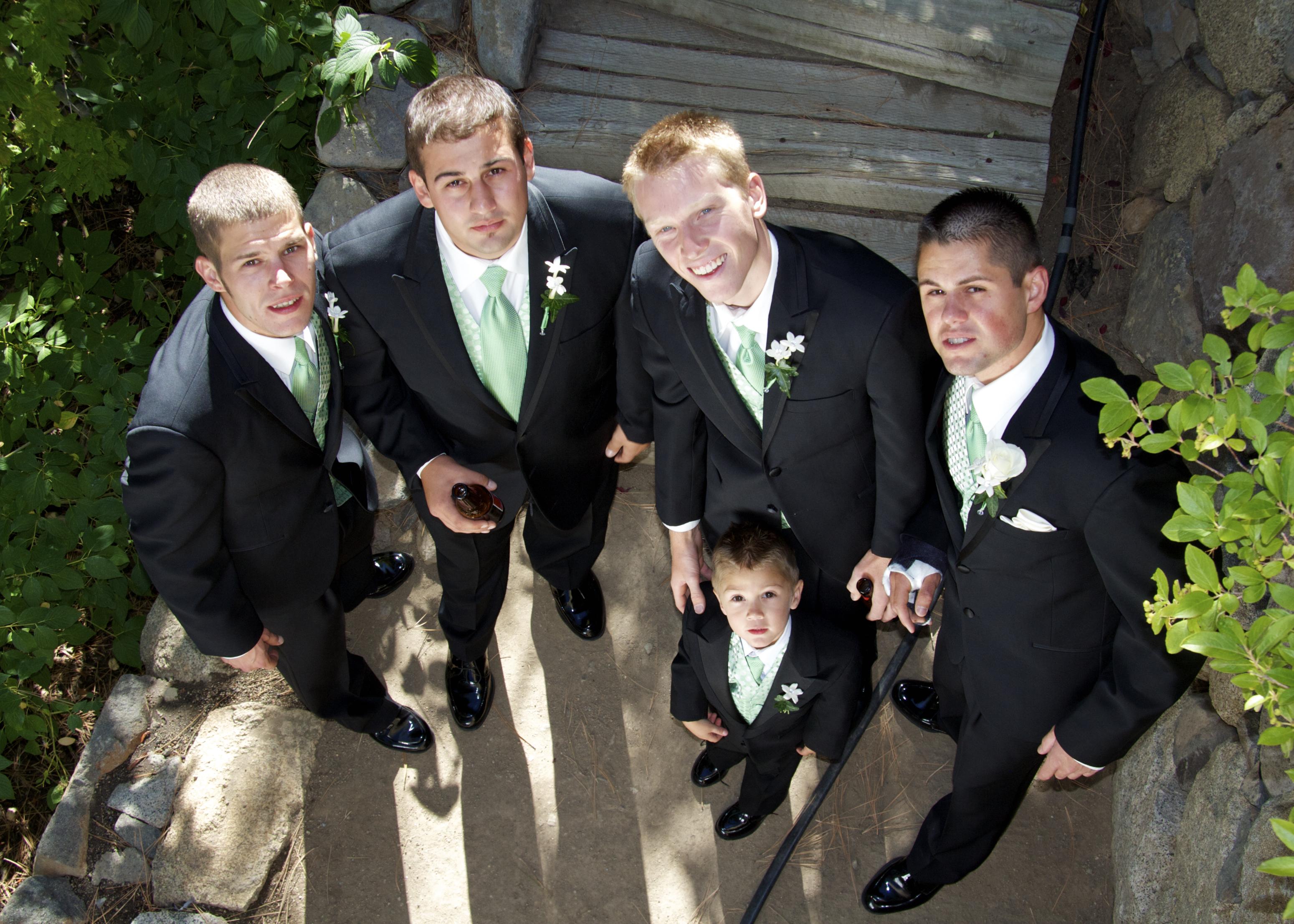 Wedding Photographer Groom's Men 068