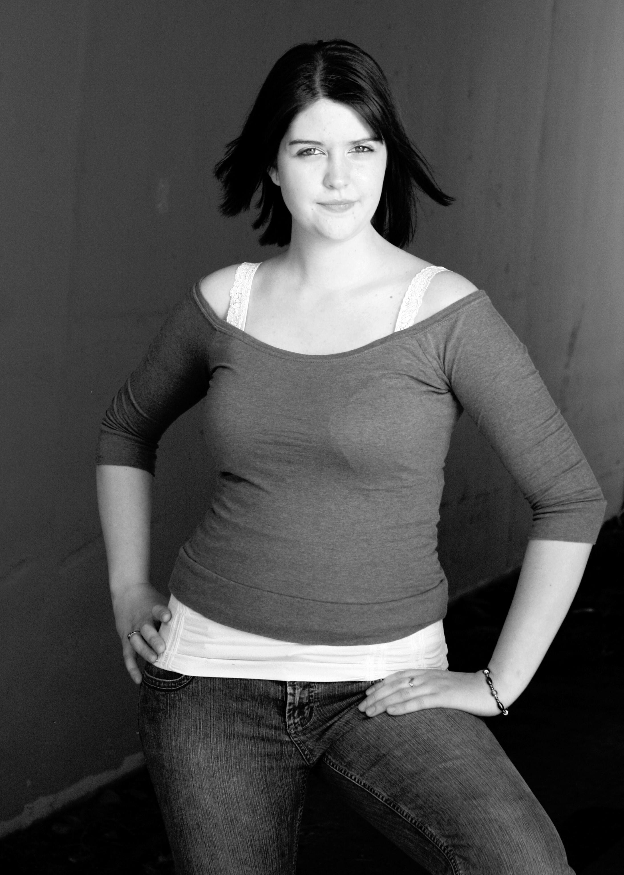 Senior Portrait Ashley