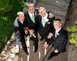 Wedding Photographer Groom's Men 071