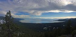 Mount Rose Scenic Overlook Lake Tahoe