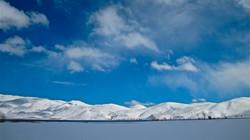 Washoe Valley Snow
