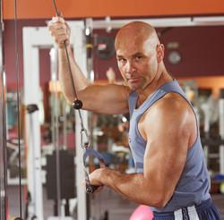 Personal Trainer Executive Portrait