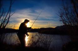 Fishing Truckee River