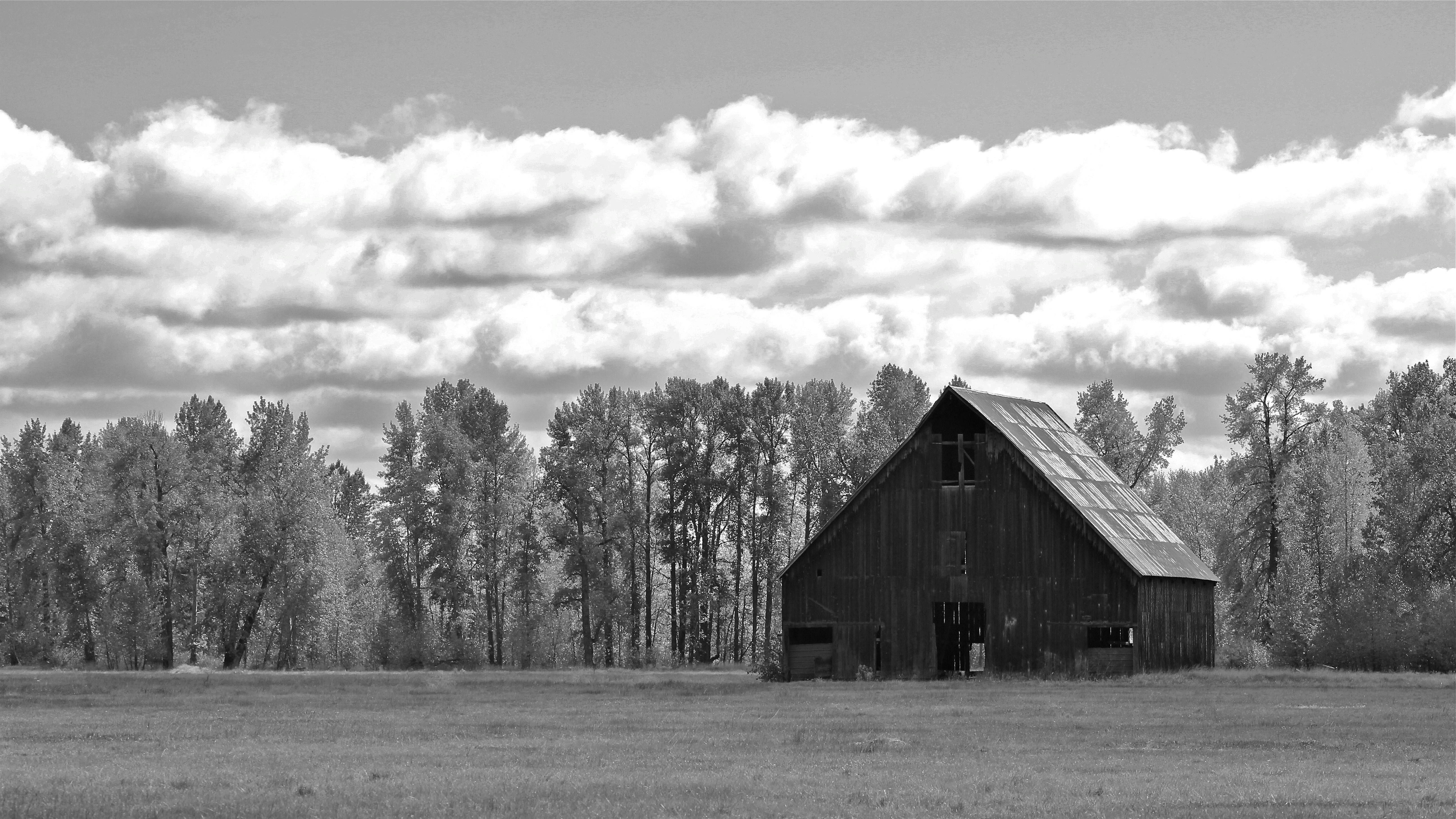 Oregon Antique Barn