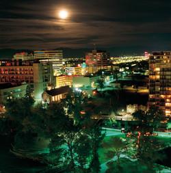 Downtown Reno at Night