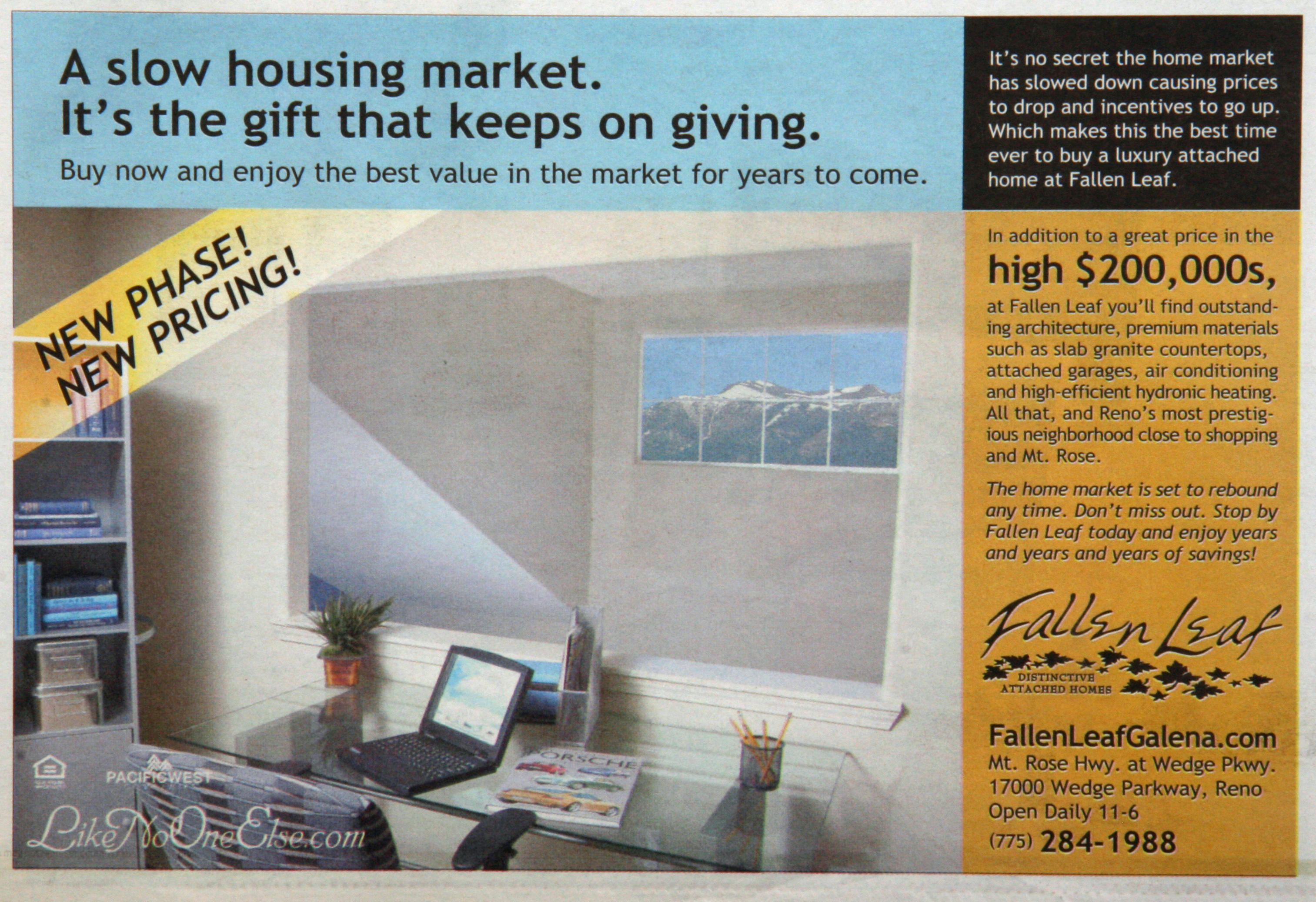 Real Estate Advertising