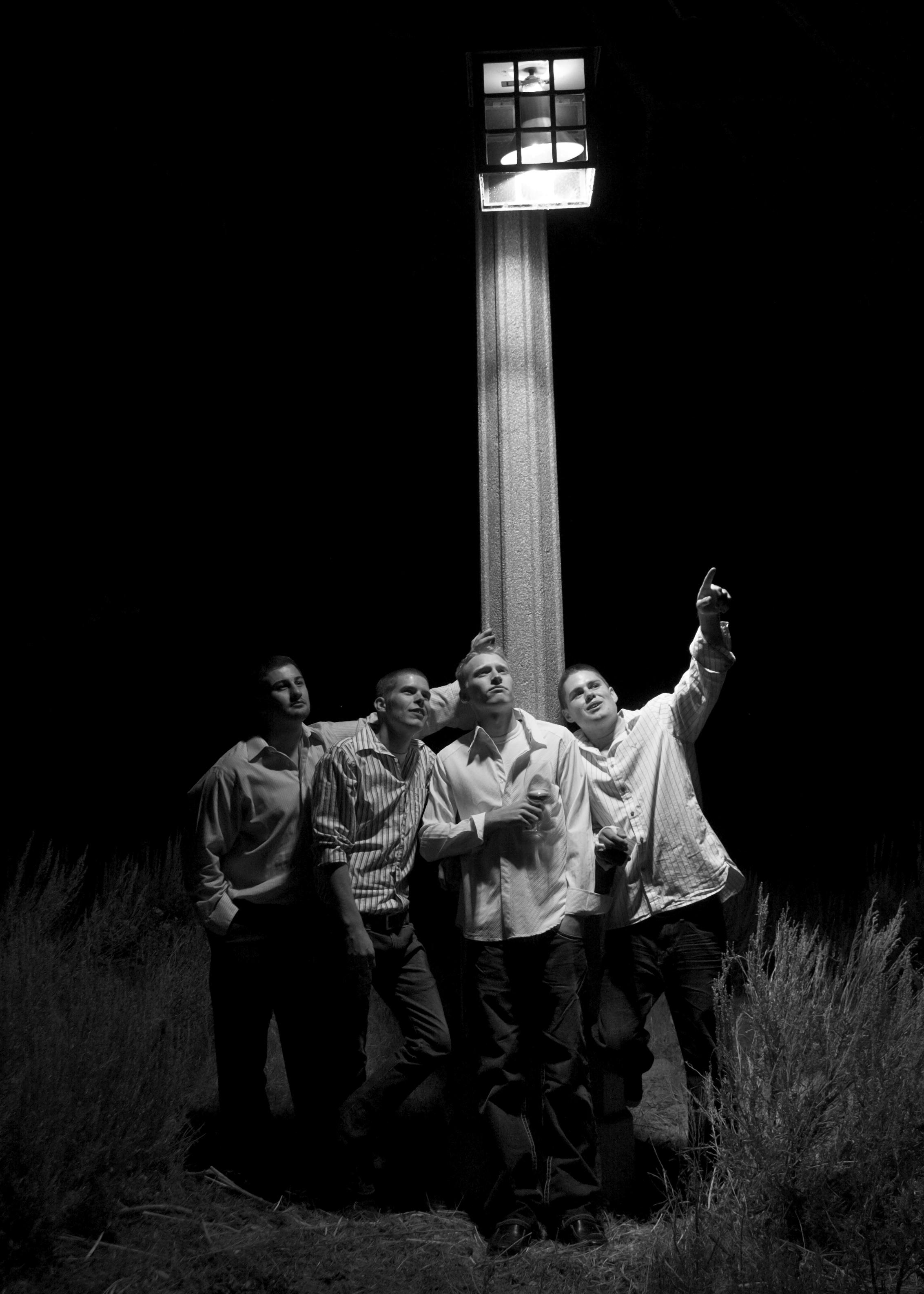 Wedding Photographer Groom's Men 5535