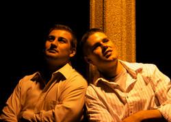 Wedding Photographer Groom's Men 5510