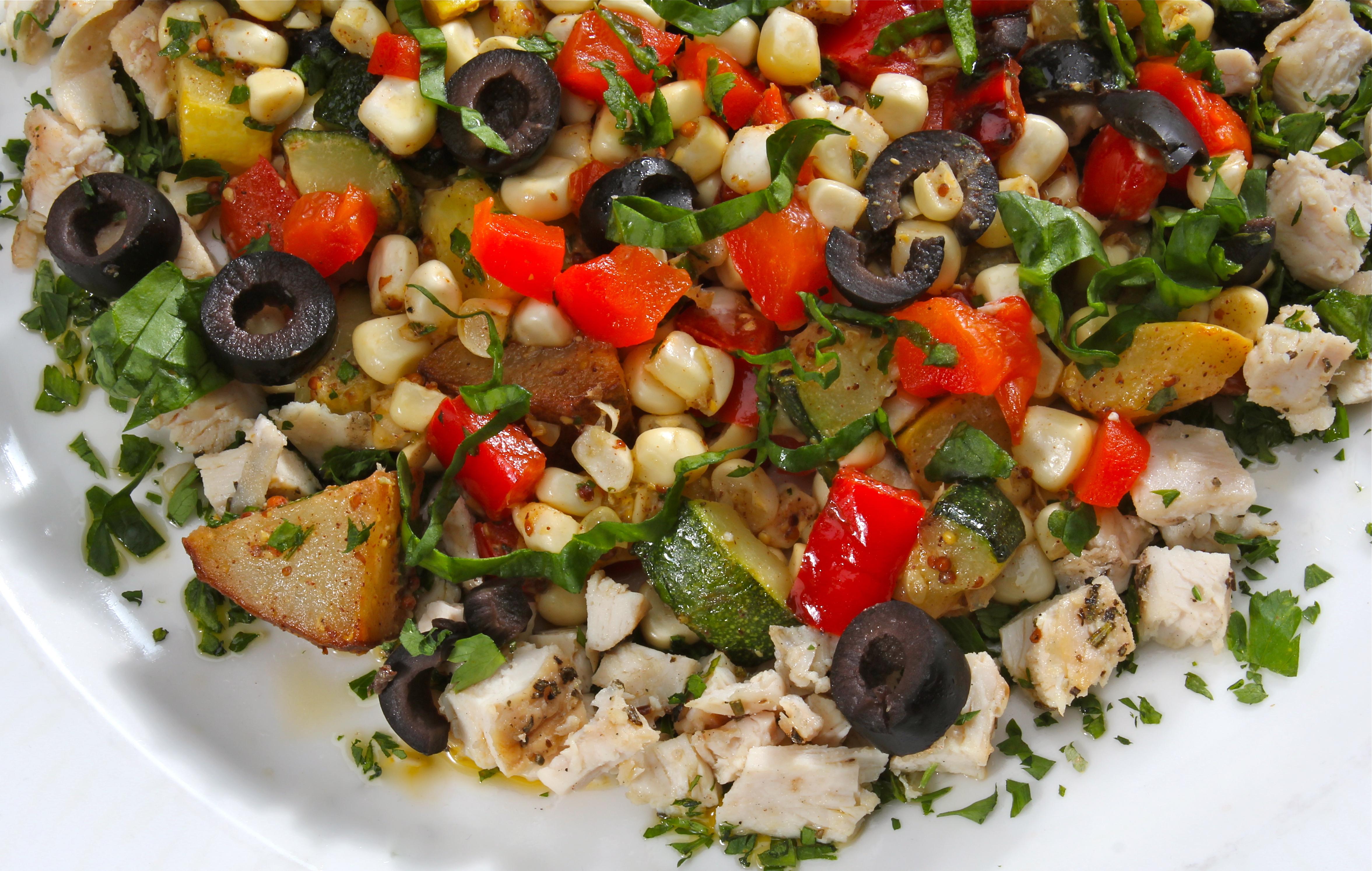 Adele's Corn Salad