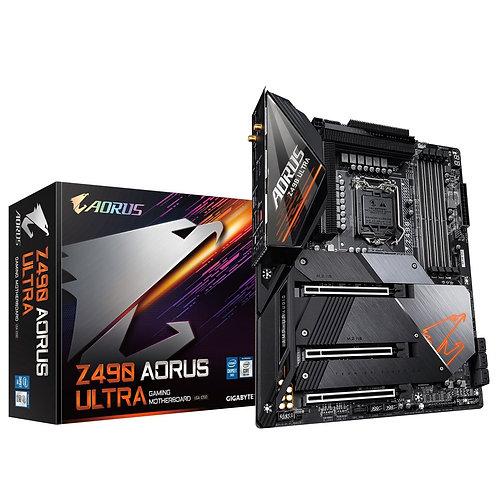 Gigabyte Z490 Aorus Ultra - LGA1200