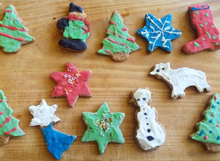 Biscuits de Noël vegans