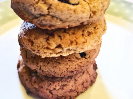 Cookies vegans, recette inratable et bluffante!