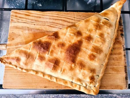 Empanada facile épinards feta