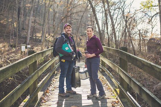 Our Team - Madelaine Anderson & Jordan Graves
