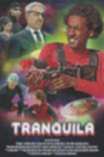 Tranqila Poster