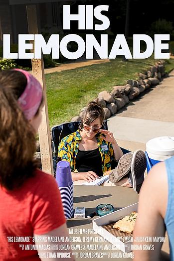 His Lemonade Poster