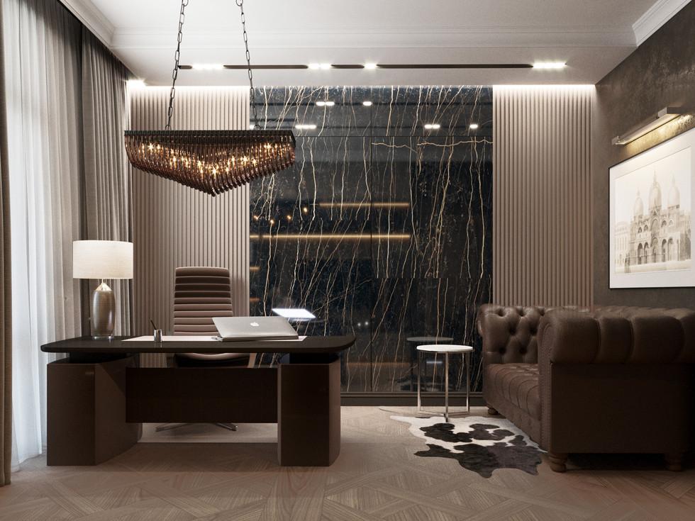 Дизайн интерьера квартиры